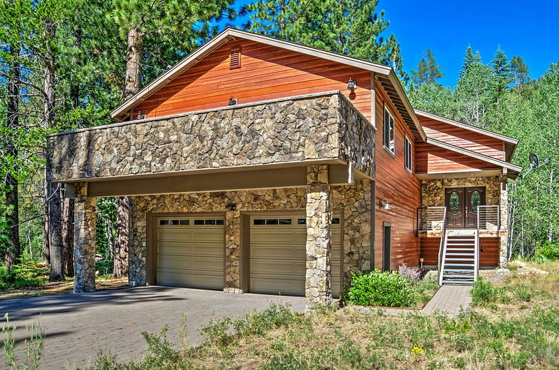 This South Lake Tahoe vacation rental is everything you need for your getaway!