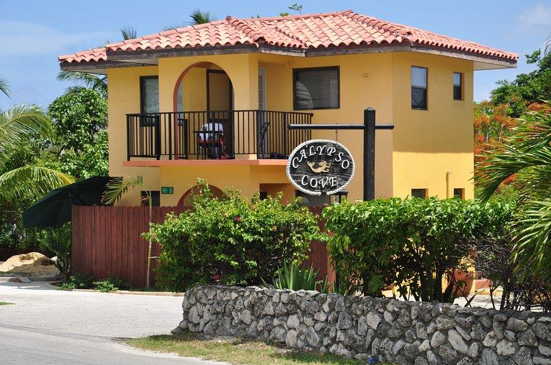 """El """"nido de águilas"""" Calypso Cove # 2"""