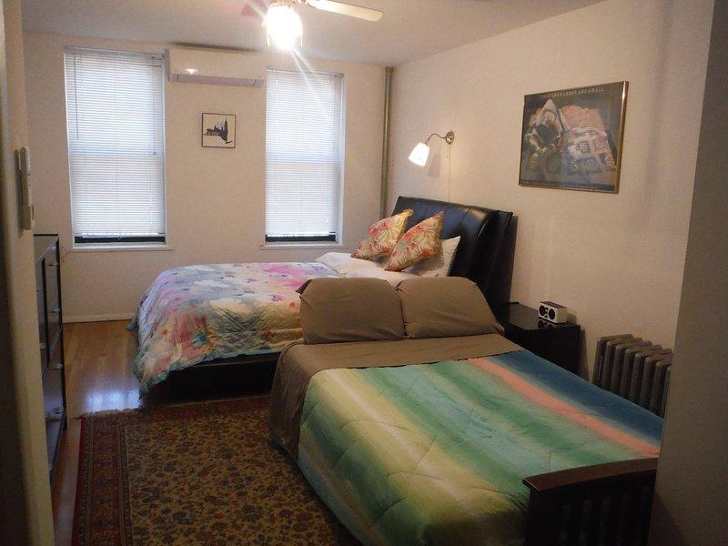 Chambre, vue 1