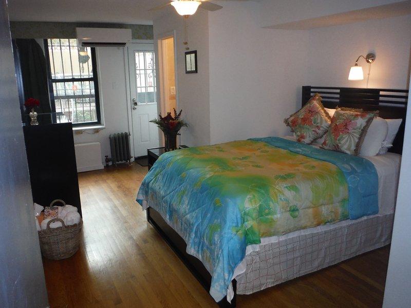 Bedroom 1, view 1