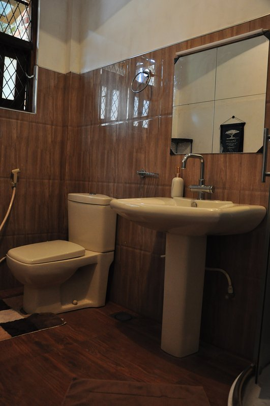 Vue sur le jardin Salle de bains Room-