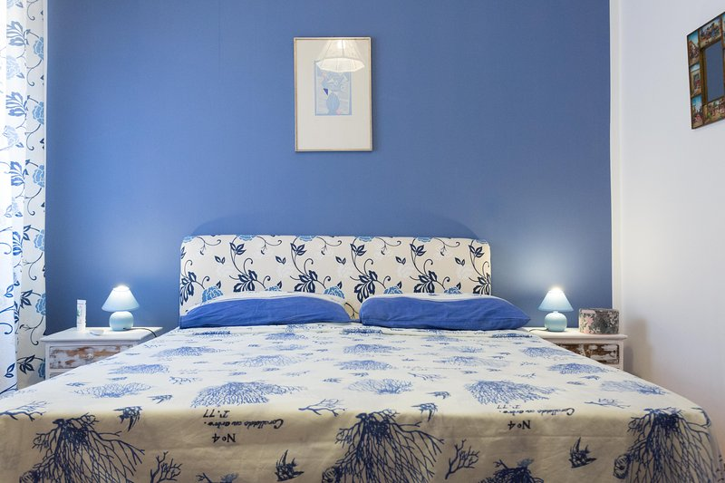 bleu chambre chambre bleue