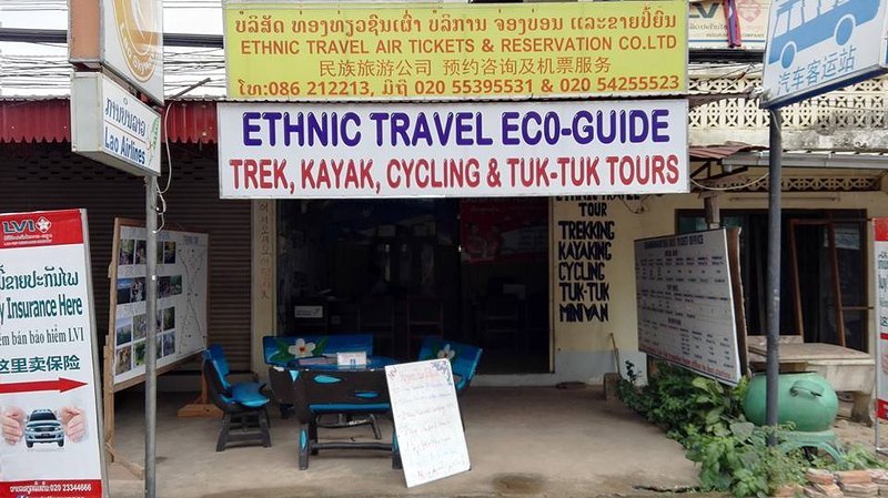 ETHNIC TRAVEL LAOS