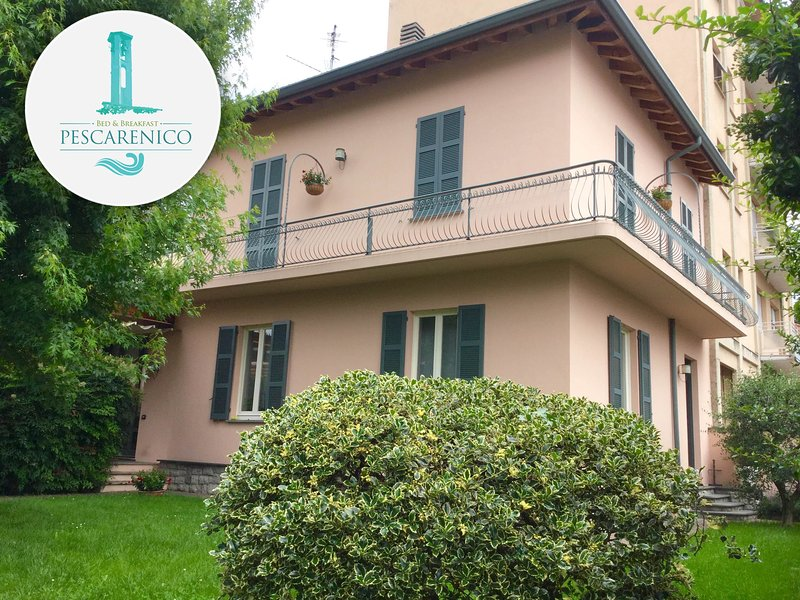 B&B PESCARENICO ospitalità eccellente e curata, vacation rental in Province of Lecco