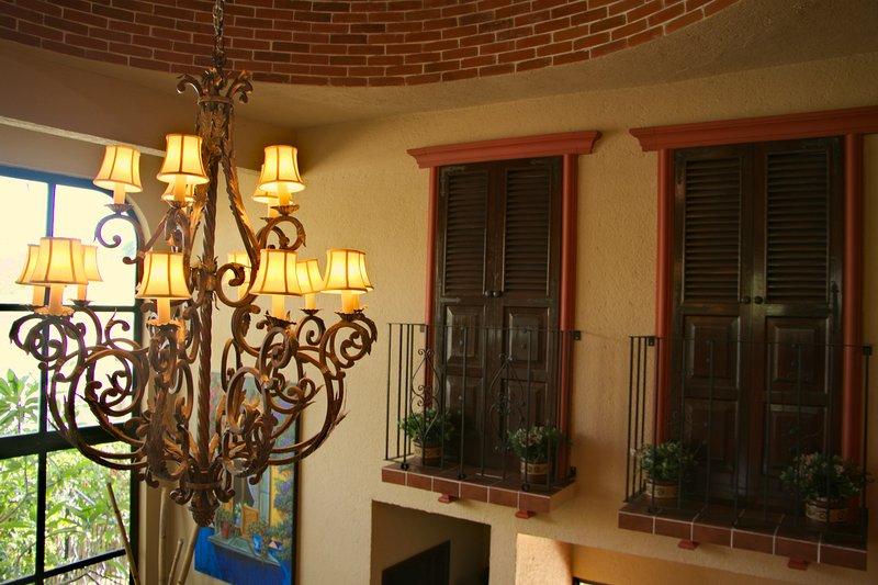 Quality and unique architecture at Casa Leta Suites