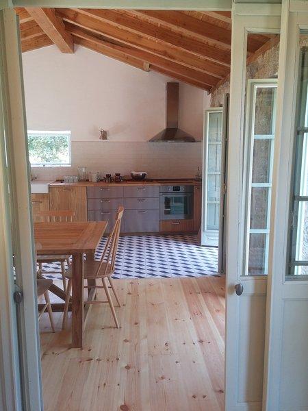 Casa da Fontenla, Vimianzo, Galicia., vacation rental in A Ponte do Porto