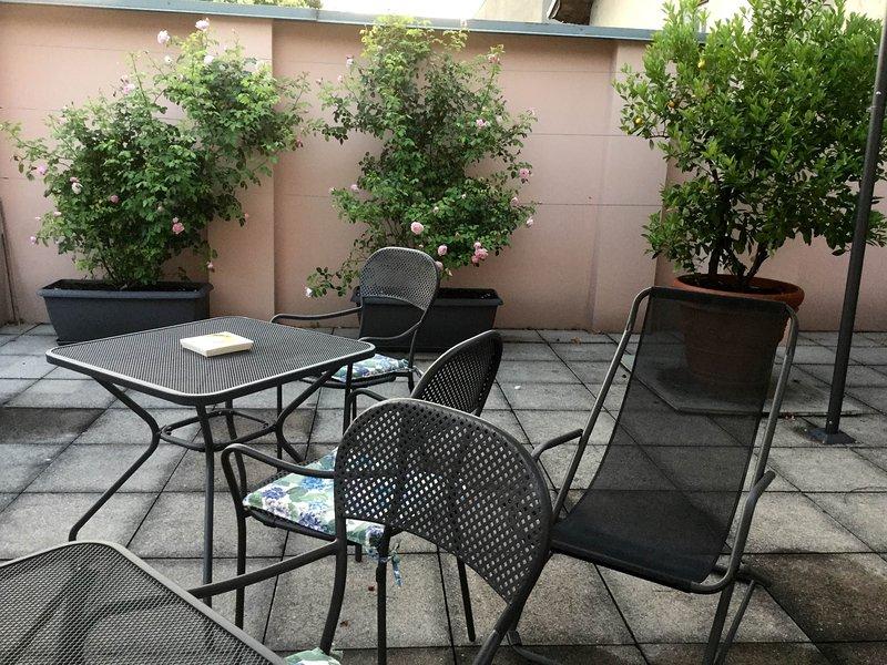 SPECIAL Gartenterrasse