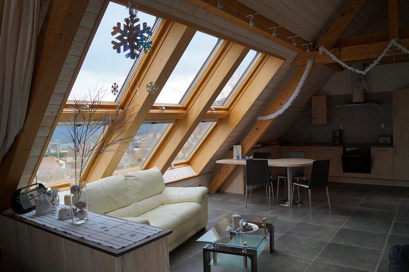 Gîte du Taennchel - Chêne, holiday rental in Rorschwihr
