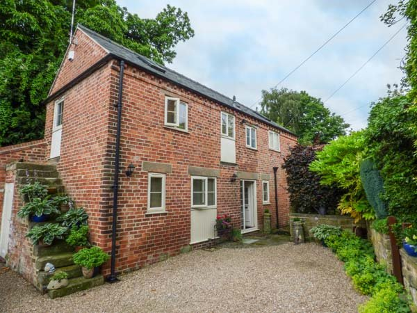 The Barn, Belper, holiday rental in Holbrook