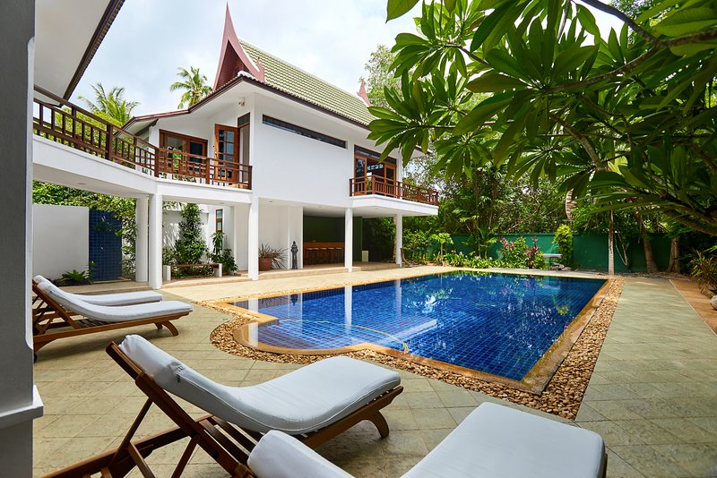 Villa Verde, holiday rental in Soi Leamset