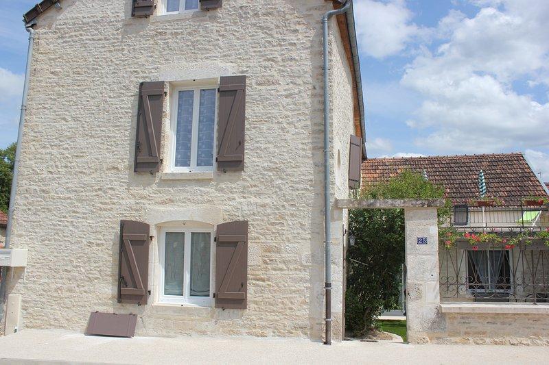 Gîte LA PTITE LAZZ, holiday rental in Cruzy-le-Chatel