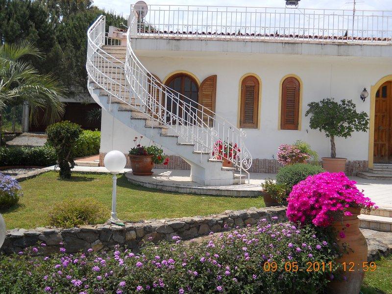Villa Paradiso, location de vacances à Milazzo