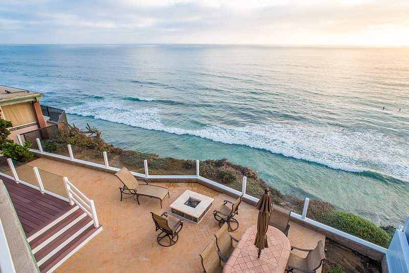 Bluff Vacations, vacation rental in Solana Beach