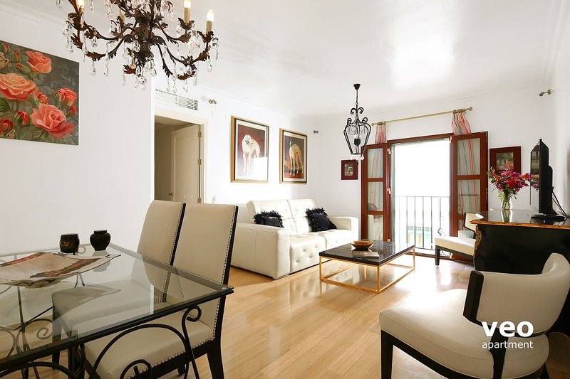 Arrayán. 3 bedrooms with option for parking, vacation rental in Seville