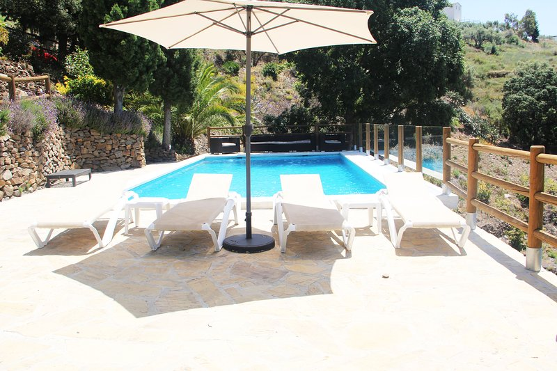 FINCA COLICA, holiday rental in Competa