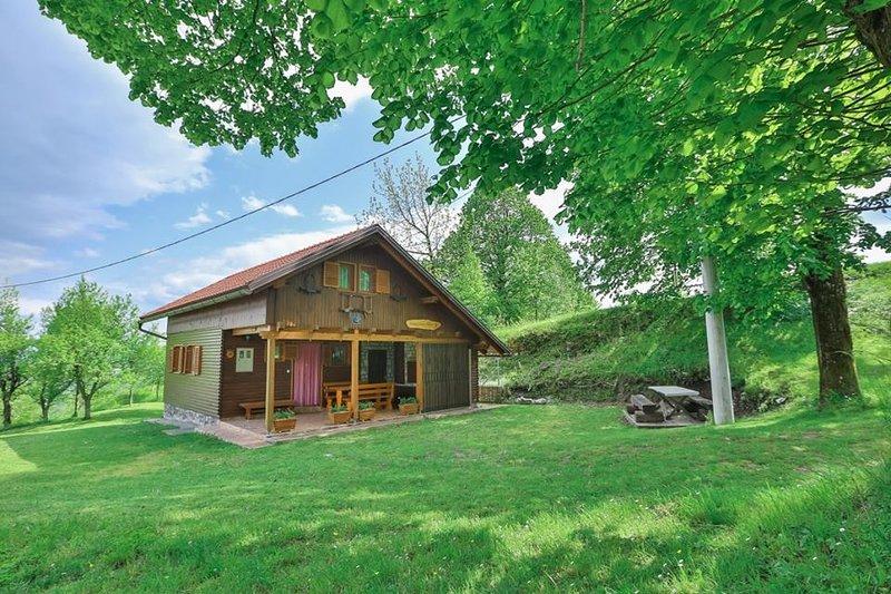 Kuća za odmor Tržan, holiday rental in Otok Ostarijski