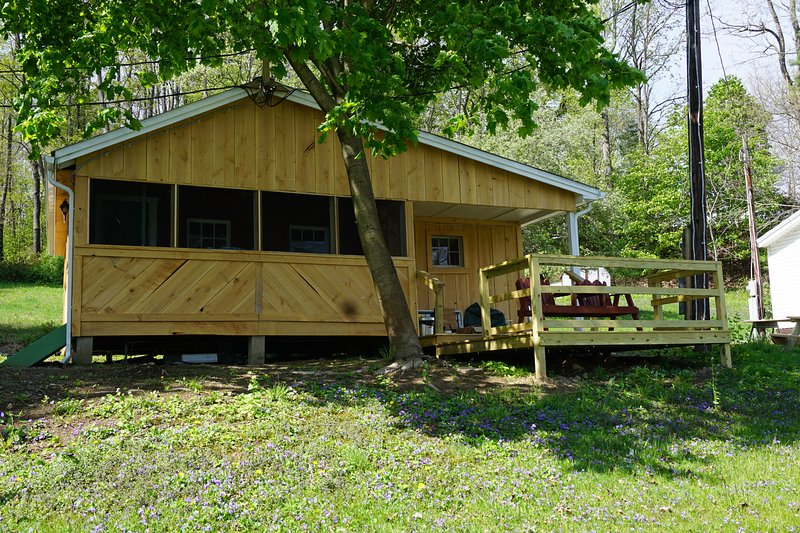 Front of Cabin #2