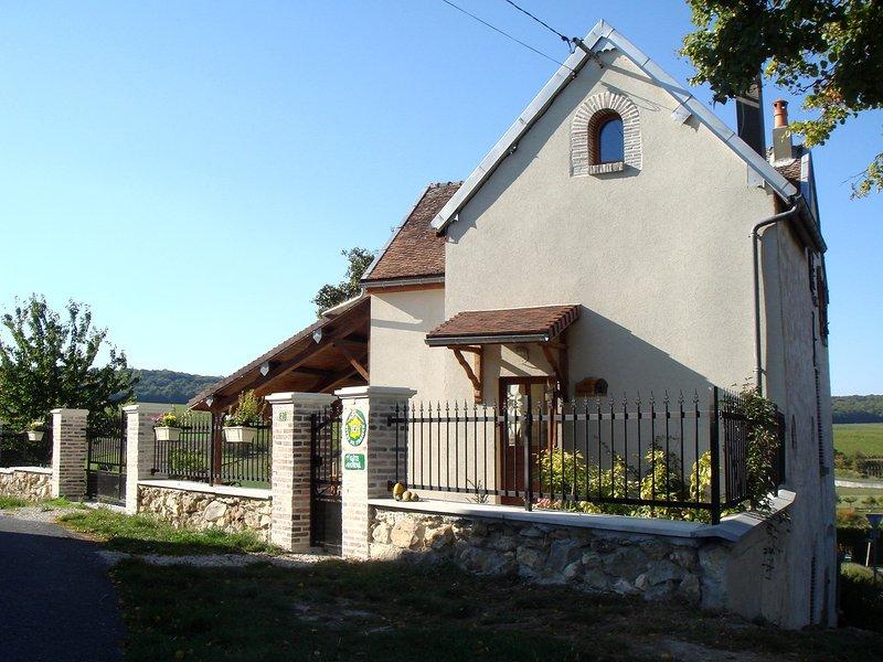 Gite la Cadole, holiday rental in Sezanne