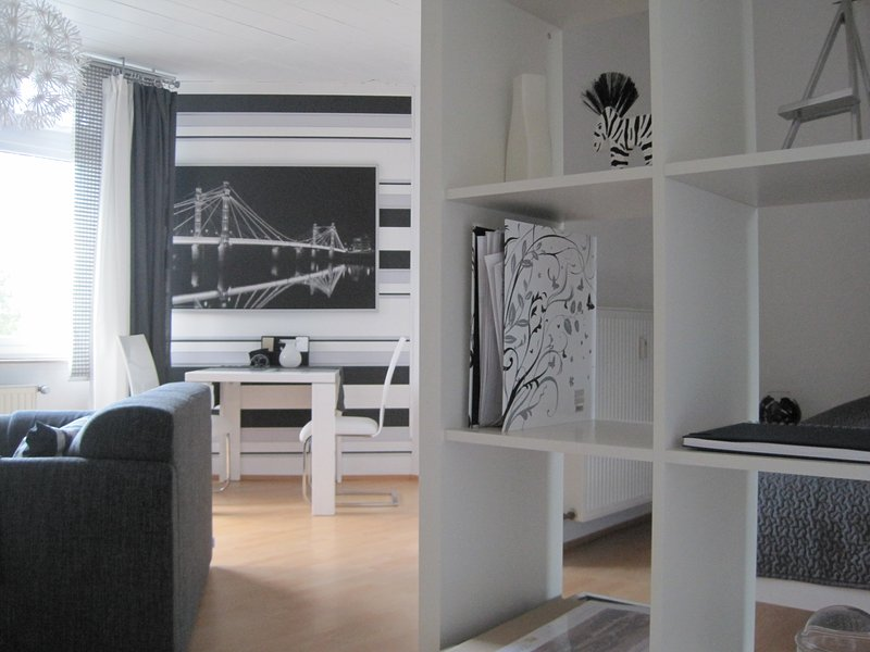 Apartment am Kurpark, holiday rental in Rinteln