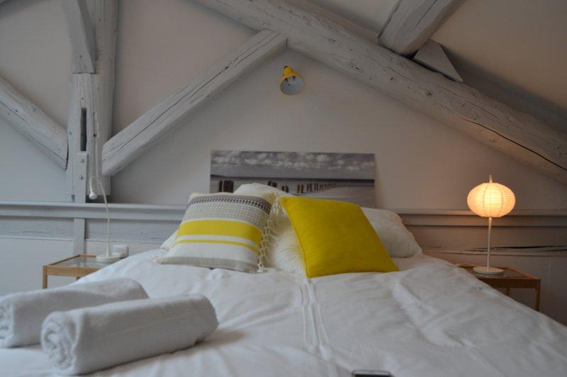 T2 à Lyon: charme, confort et calme, holiday rental in Lozanne