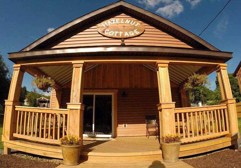 Hazelnut Cottage, location de vacances à Penfield