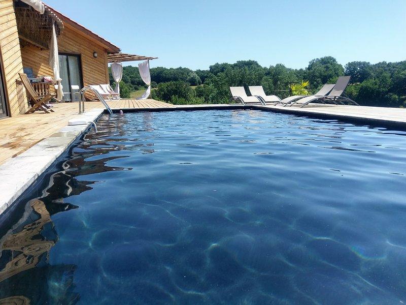 Maison Duc, vacation rental in Dolmayrac