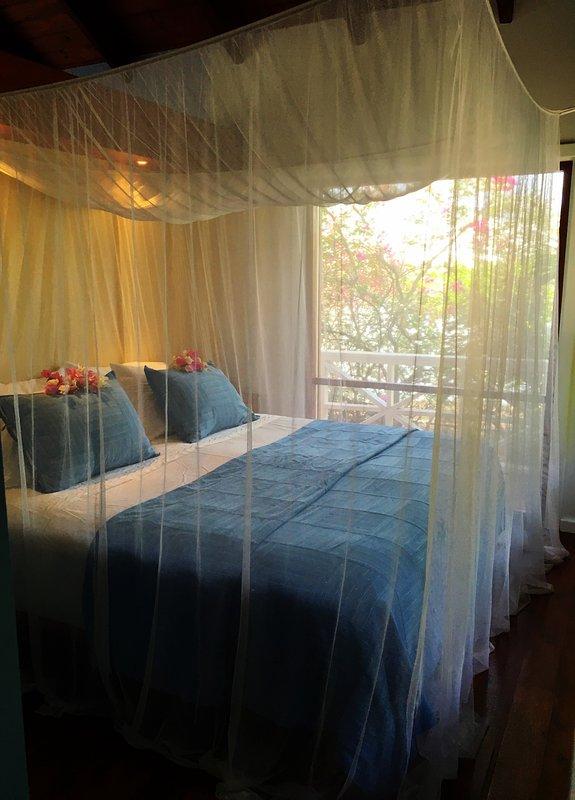 lower villa bedroom