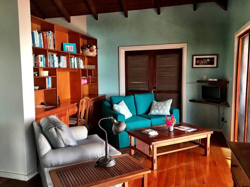 upper villa living room
