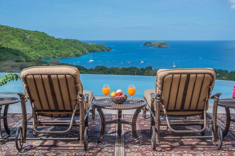 Luxury at the Top! Spectacular Ocean View- Unsurpassed Luxury, vacation rental in Playa Hermosa