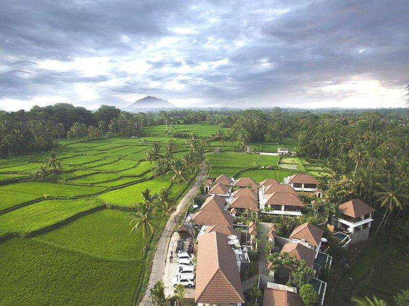 2 BRV Dedari Kriyamaha Villa, holiday rental in Kenderan