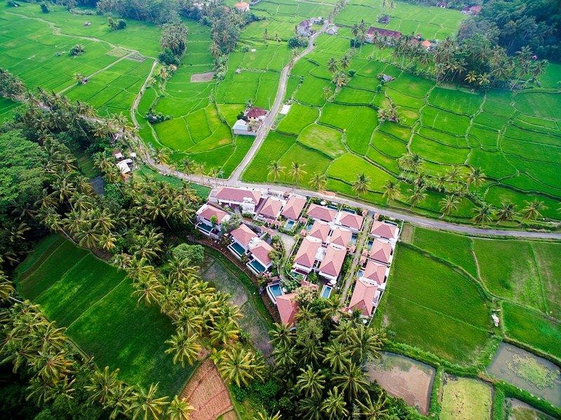 1BRV Dedari Kriyamaha Villa, holiday rental in Kenderan