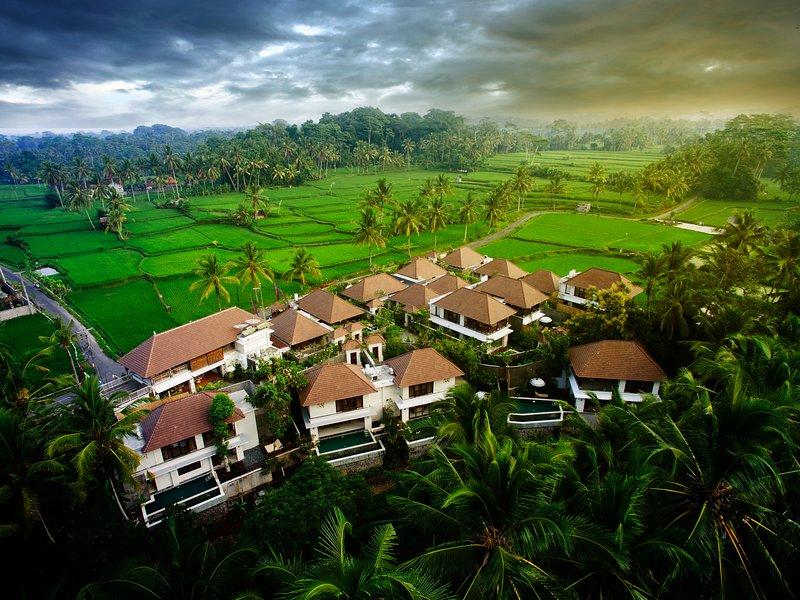 2BRG Dedari Kriyamaha Villa, holiday rental in Kenderan