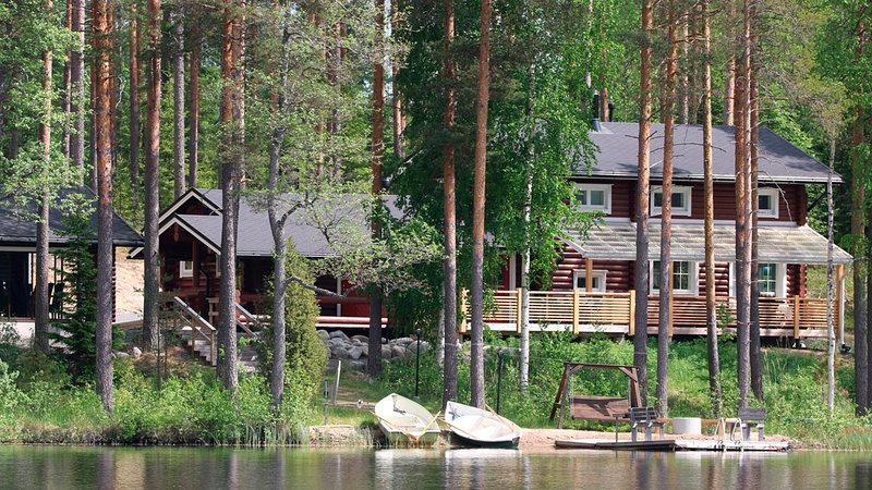 Location Villas en Finlande
