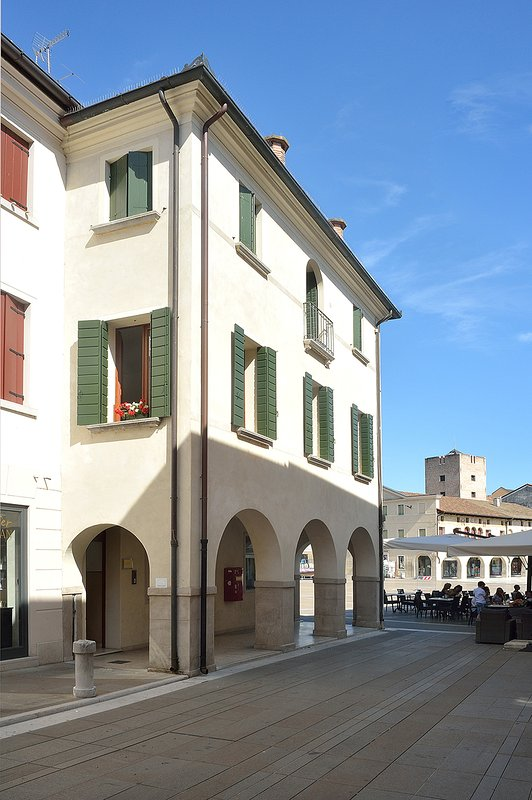 Piazza Grande Home is YOUR HOUSE in the heart of Oderzo Old Town Centre