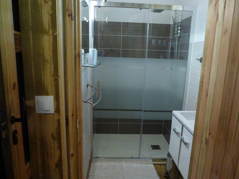 Bagno con doccia italiana