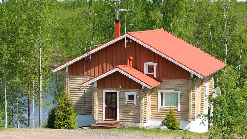 Holiday homes in Finland - Villa Villi