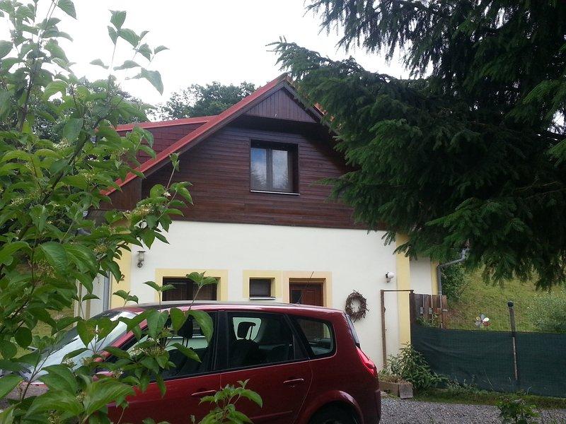 Welkom in Vakantiehuis Arnultovice