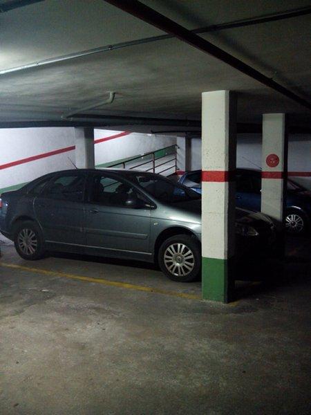 Grand garage (en option)