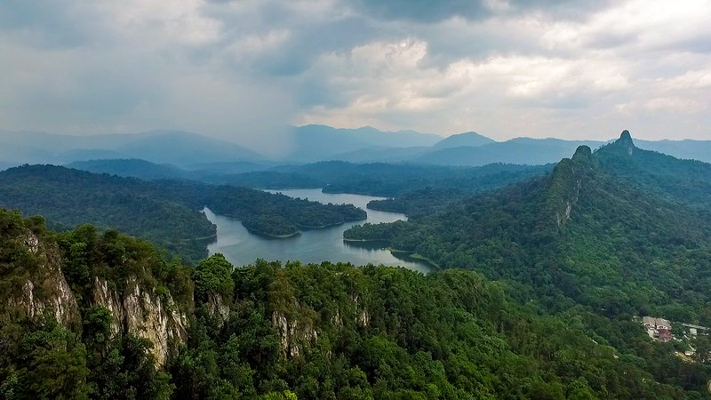 Take a deep breath - Bukit Tabur Retreat