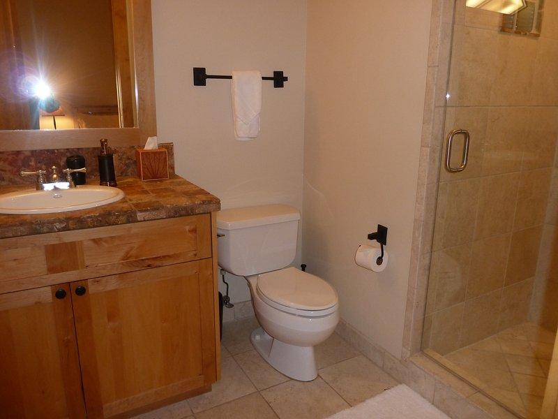3e en 4e slaapkamers hebben beide een eigen badkamer