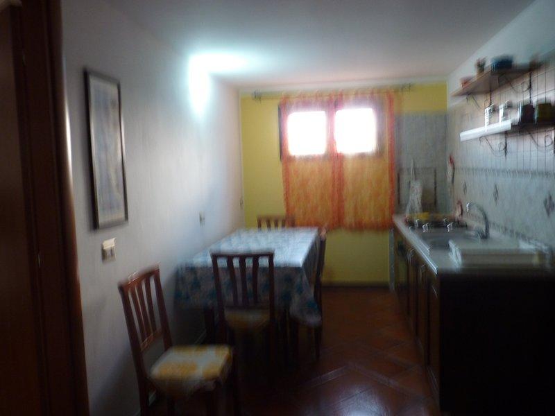 CASA VACANZE IL RIFUGIO DI ANDREA 2, holiday rental in Perdaxius