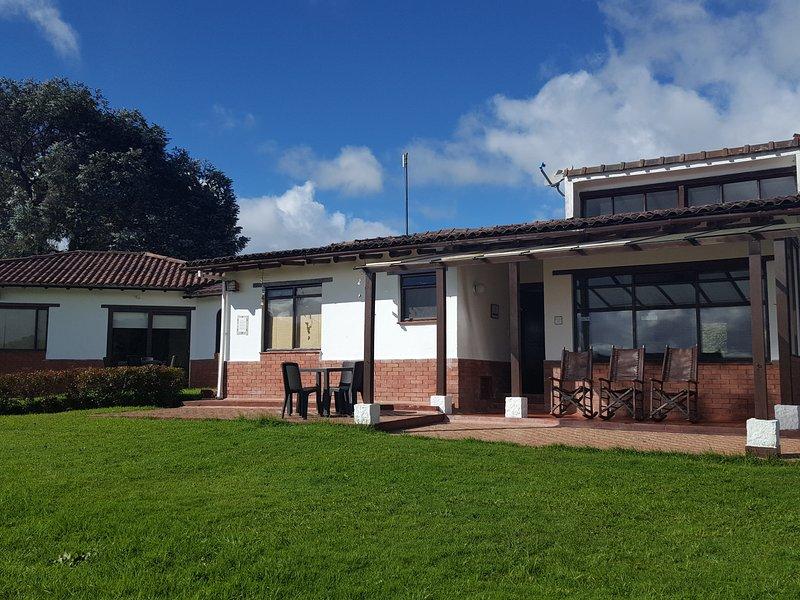 Casa Campestre Baden Baden, location de vacances à Tocancipa