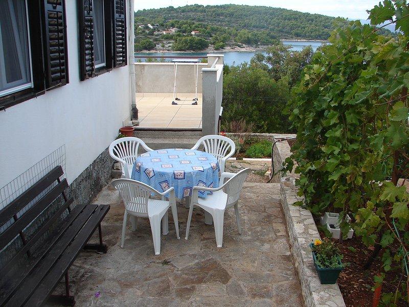 A1(4+1): garden terrace
