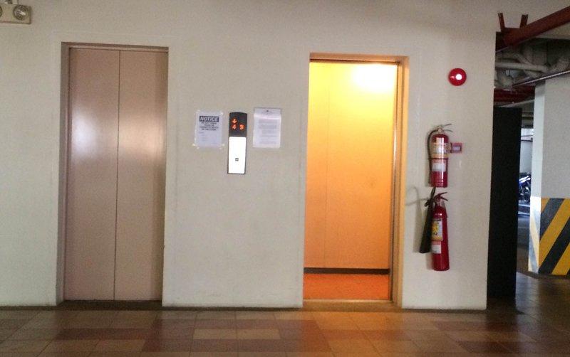 elevador o ascensor para llevarnos a cualquier piso