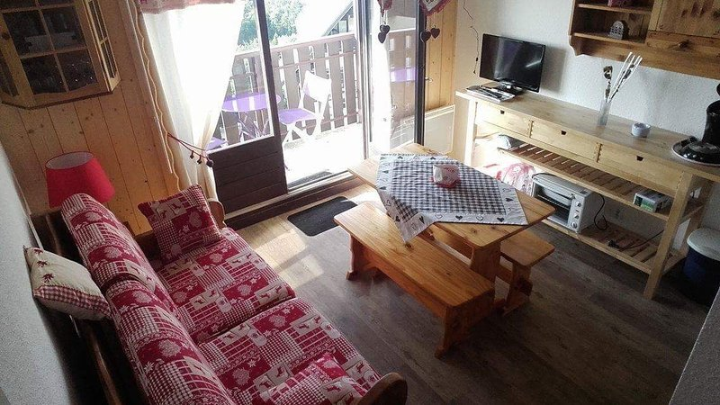 Charming family resort apartment 20 m from the gondola