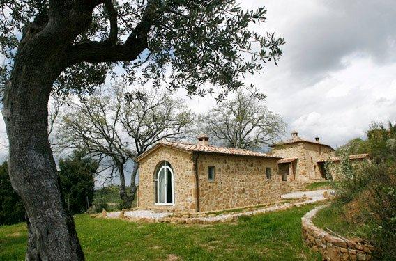 La Capanna, location de vacances à Montisi
