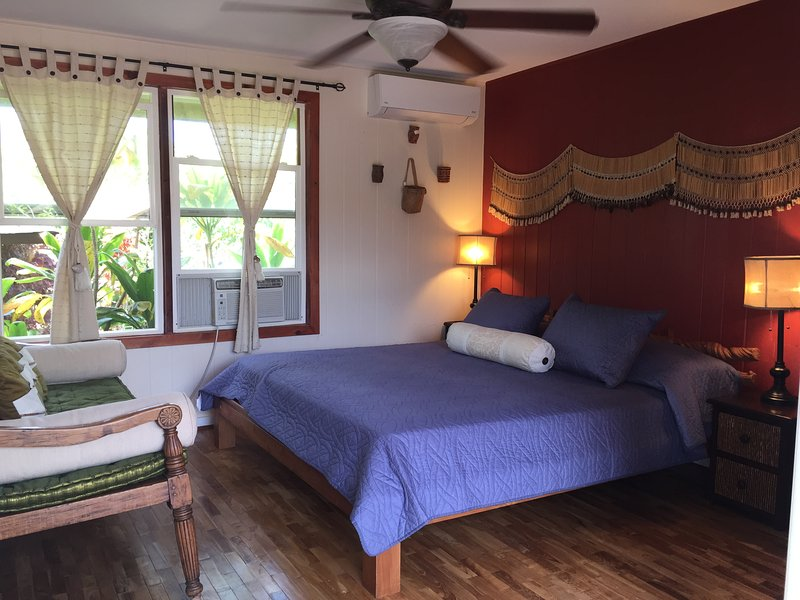 Amazon Master bedroom
