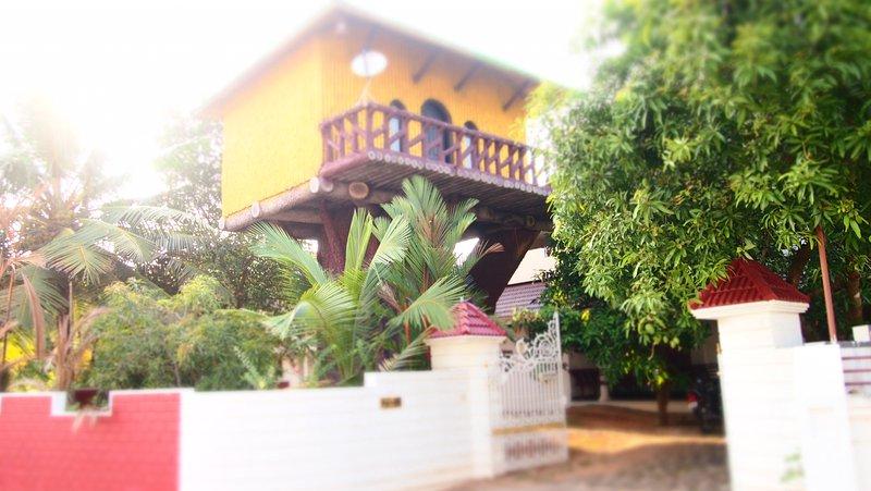 Treehouse Homestay, holiday rental in Kolenchery