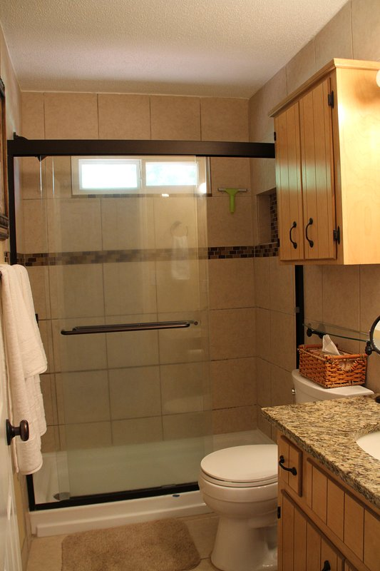 Main Bath on first level