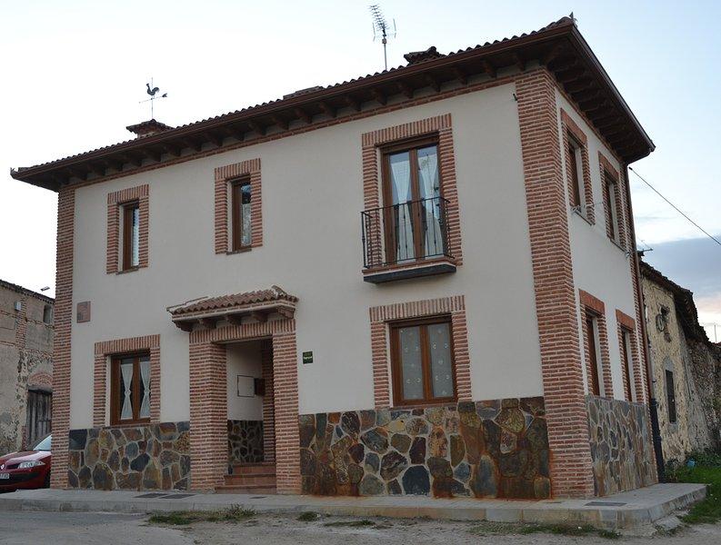 Casa rural Casa Jacinta - alquiler completo, casa vacanza a Provincia di Segovia